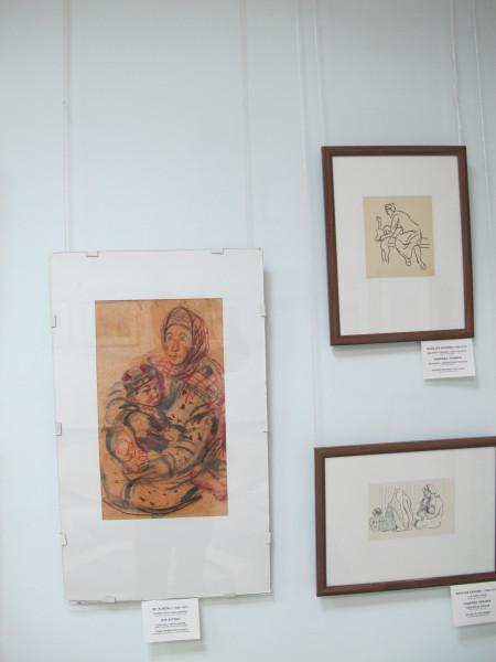 IMG_0705 Курзин Михаил Иванович (1888-1957) и Кашина Надежда Васильевна (1896-1977) Музей имени И.В. Савицкого, Нукус, май 2012