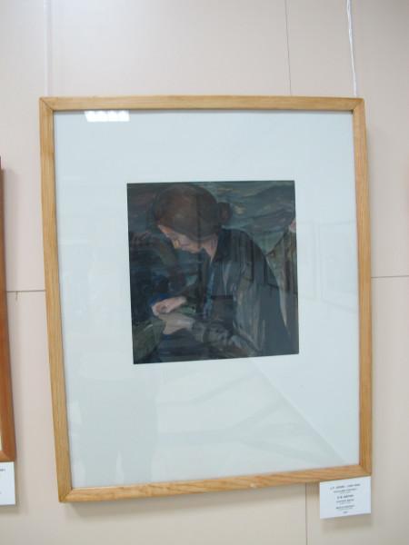 IMG_0711 Жегин (Шехтель) Лев Федорович (1892-1969) Музей имени И.В. Савицкого, Нукус, май 2012