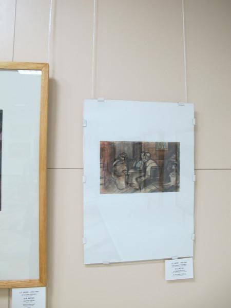 IMG_0712 Жегин (Шехтель) Лев Федорович (1892-1969) Музей имени И.В. Савицкого, Нукус, май 2012