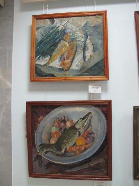 IMG_0585 Ган Алексей Михайлович (1893—1942) и Рождественский Владимир Леонидович (1897-1949) Музей имени И.В. Савицкого, Нукус, май 2012