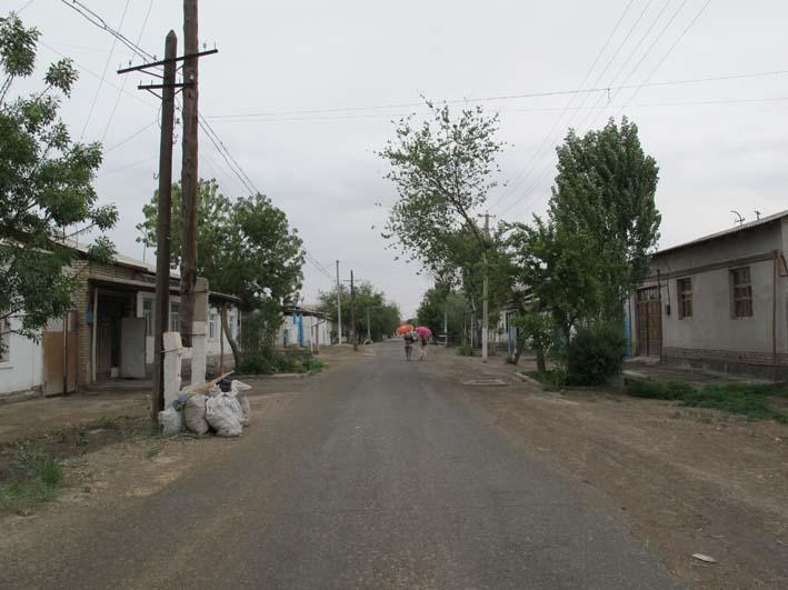 Нукус, май 2012