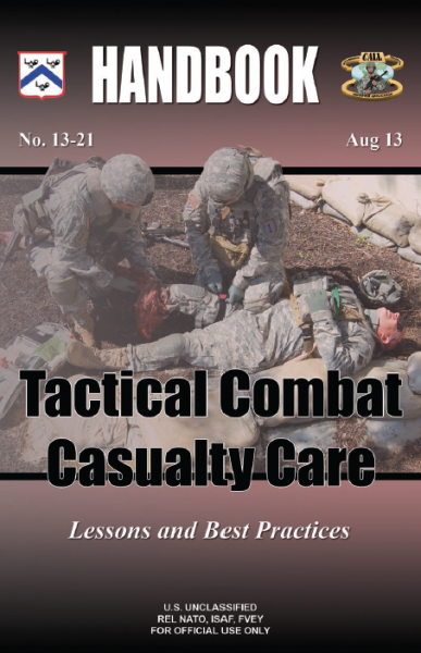 SOF Combat Casualty Care (сover)