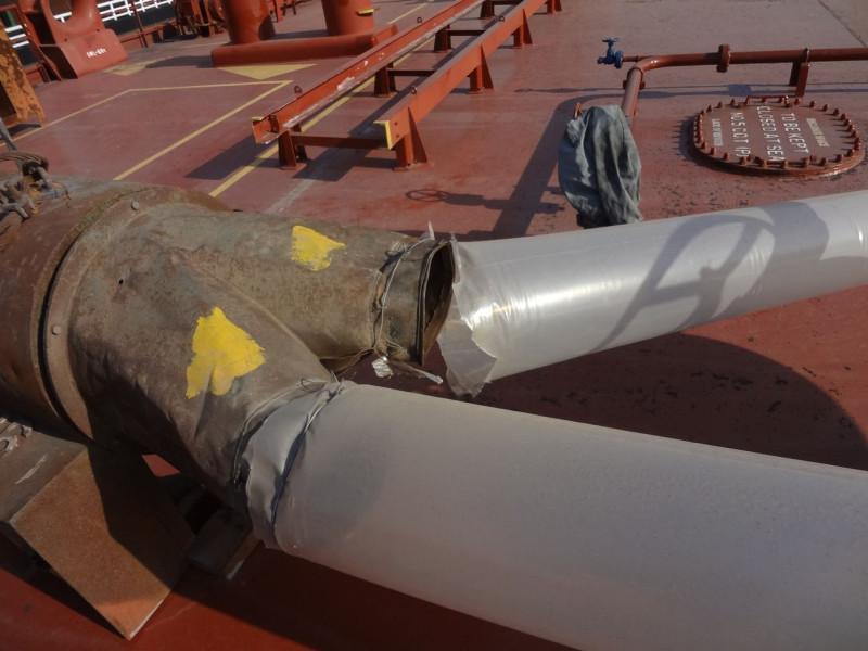 Как устроен танкер стотысячник корабль