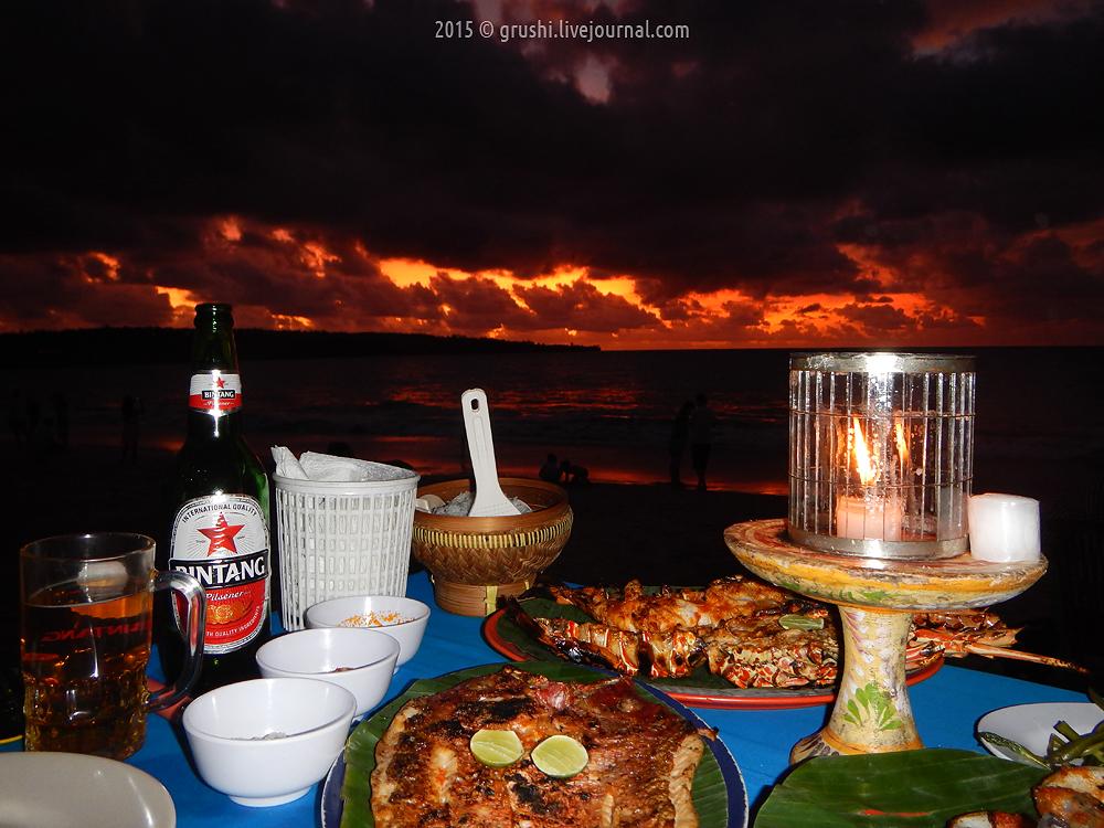 Отзывы кафе Бали, лучшие рестораны бали