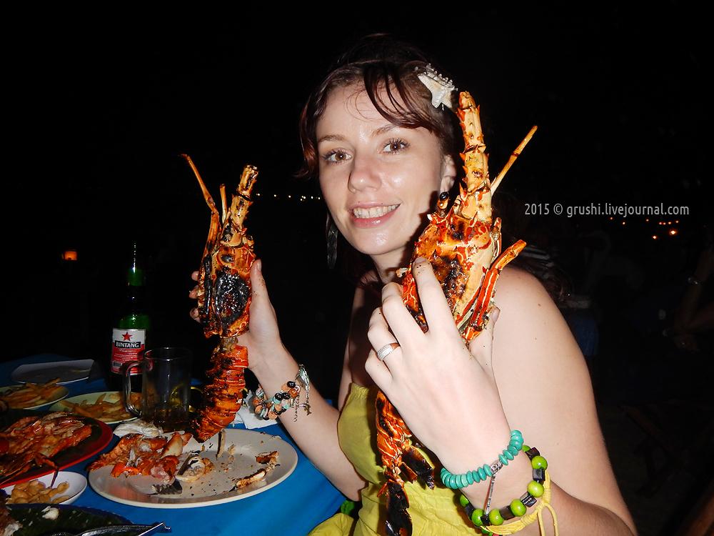 рестораны Бали