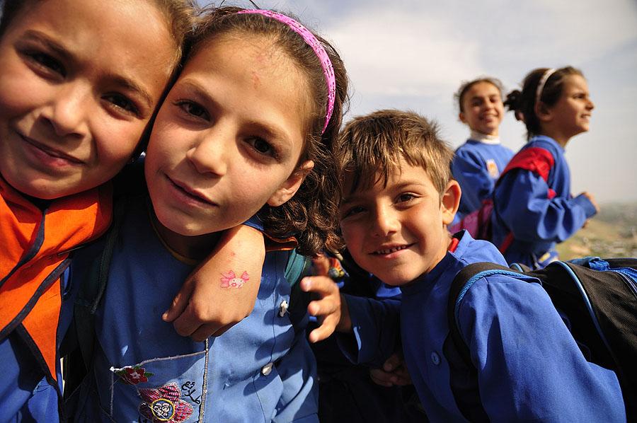 Сирійські діти