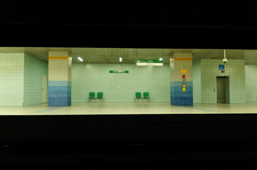 анкара метро