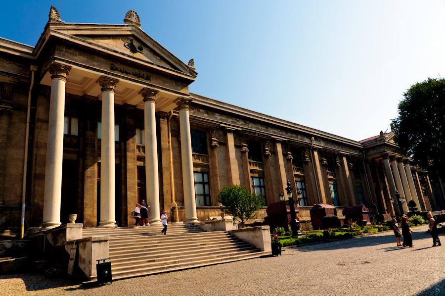 Археологічний музей Стамбула