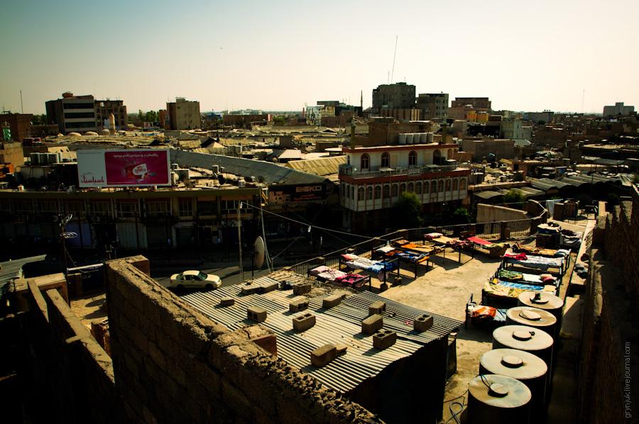 Іракський курдистан. Ербіль