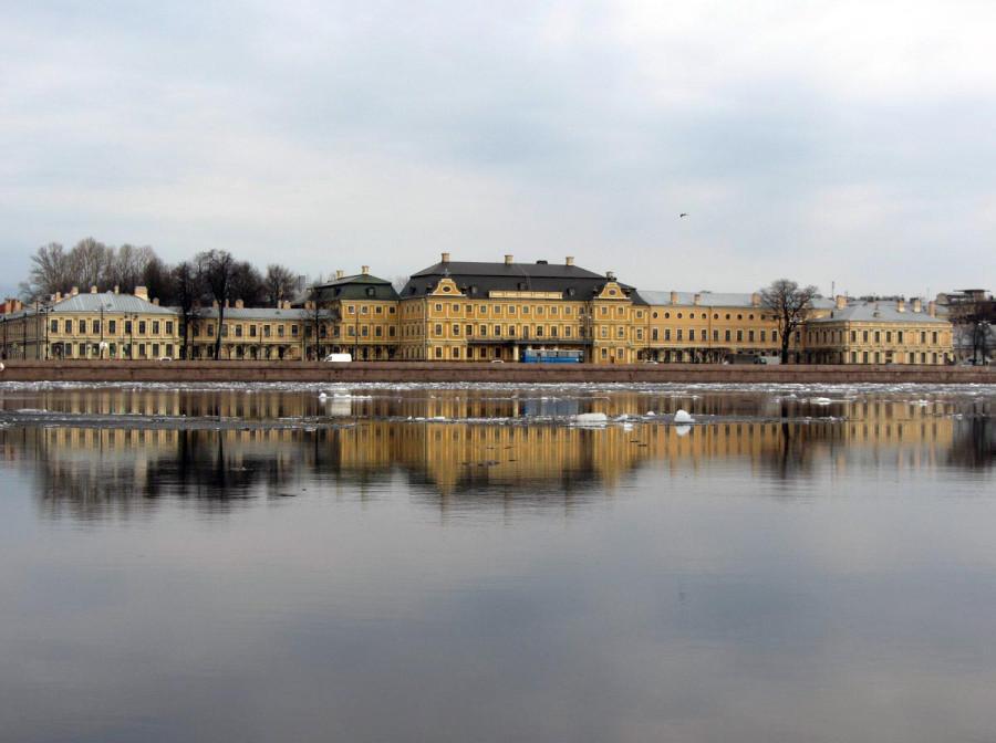 Меньшиковский дворец СПб