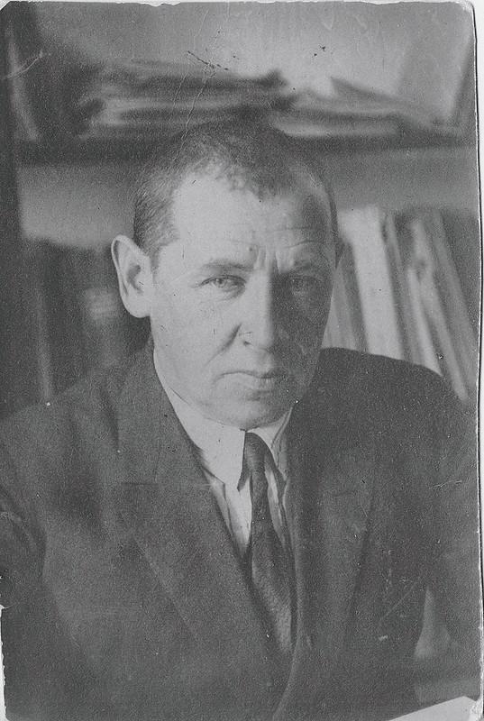 Мой дедушка Сергей Васильевич Башкиров