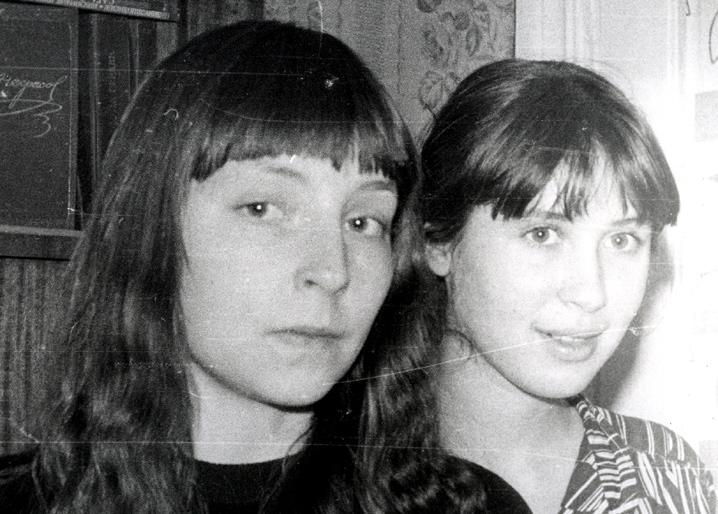 Маша и Анюта