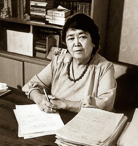 Зейнаб Биишева