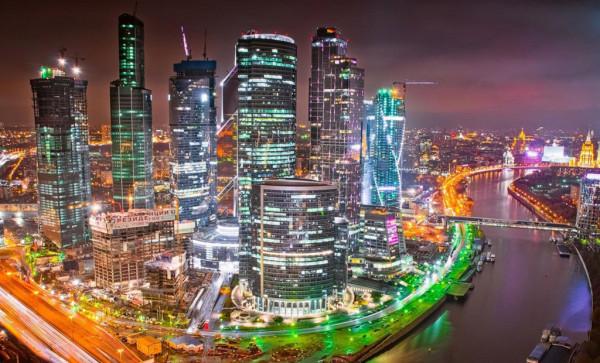 Москва-Сити 11