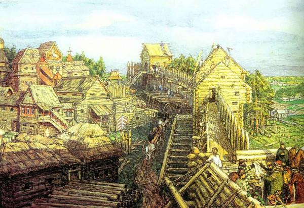 москва 1592