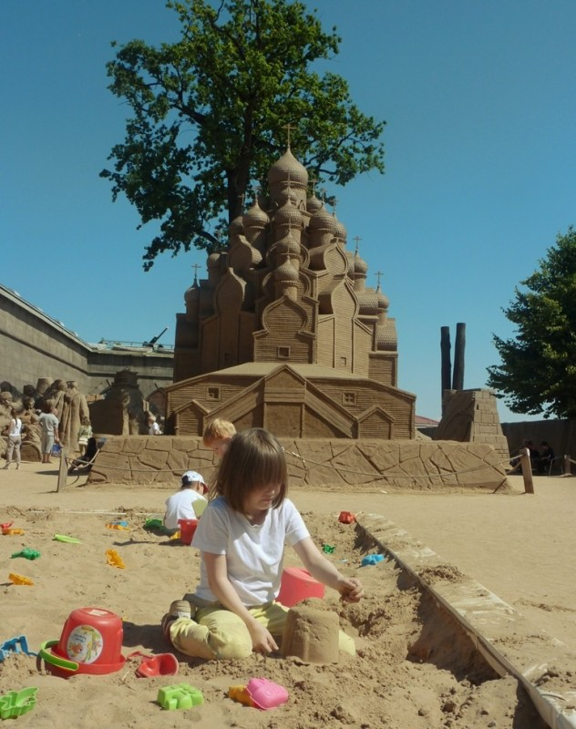 песок 0691б
