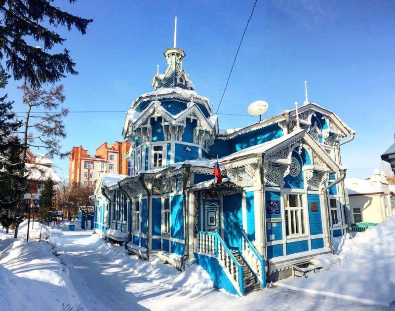 Томск 70