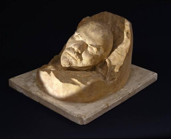 Ленин. Посмертная маска