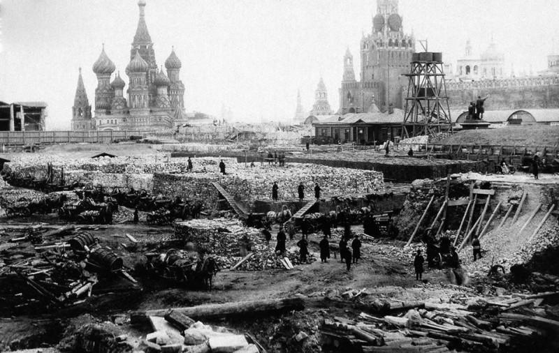 1890 будущий ГУМ