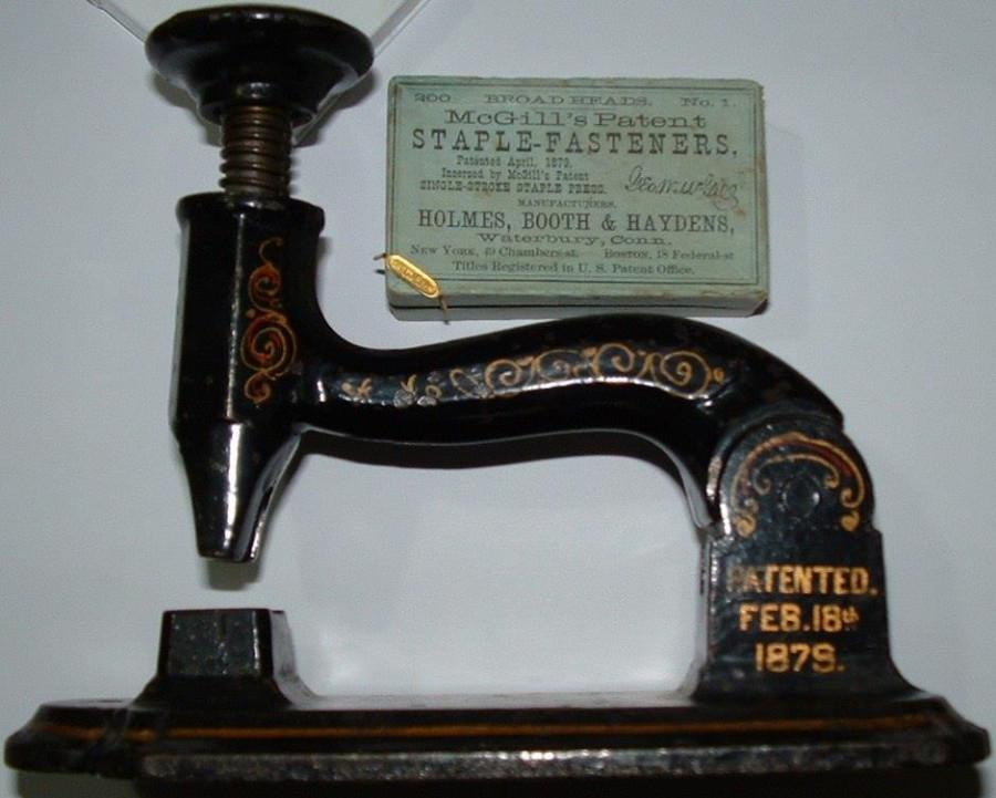 степлер №1