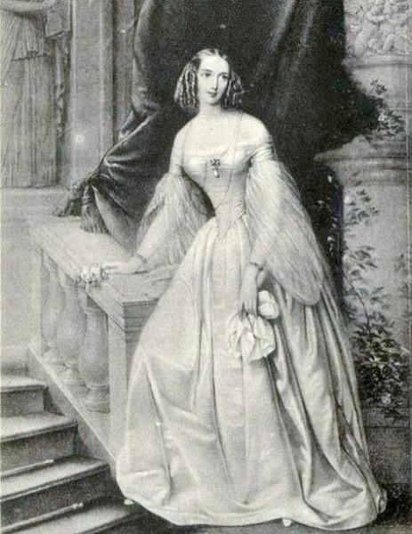 Ольга, дочь Николая I