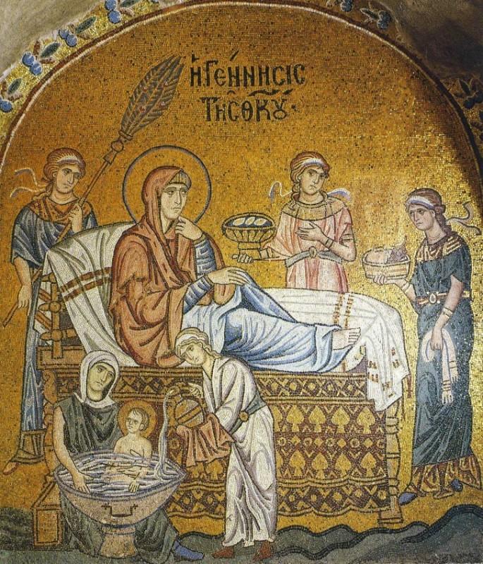 Рождество Богородицы 5