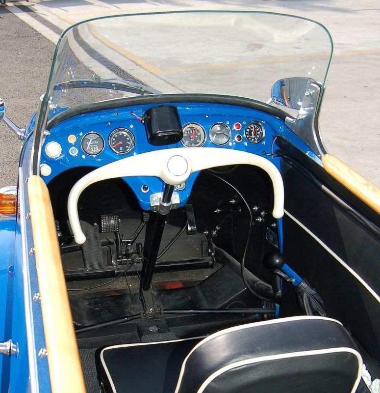 Messerschmitt KR200 11