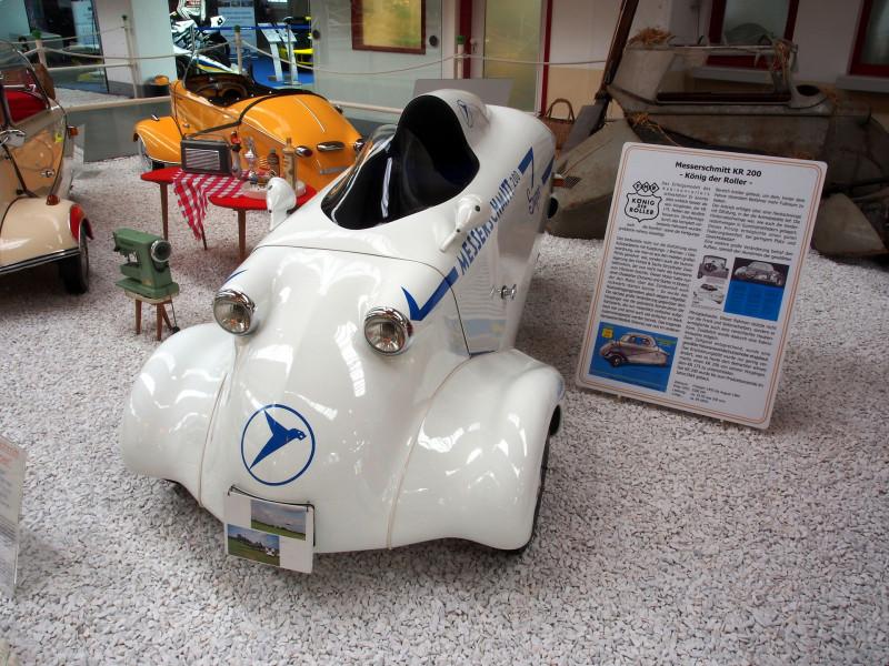 Messerschmitt KR200 10