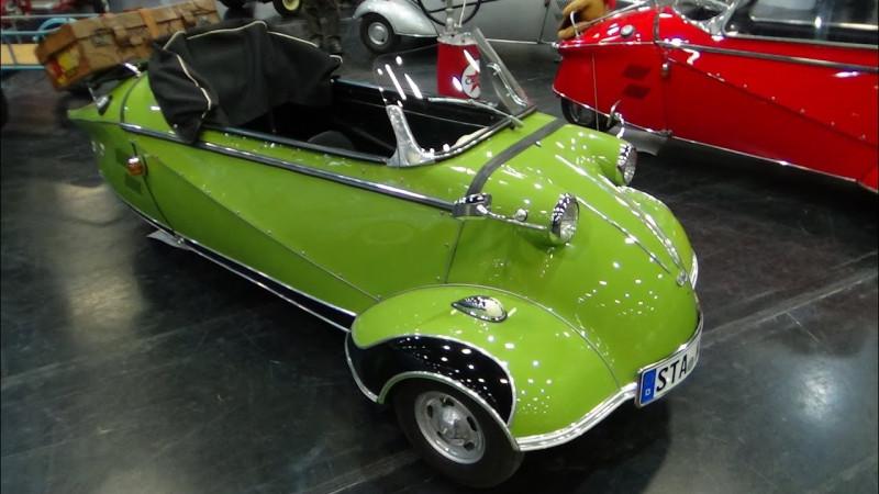 Messerschmitt KR200 5