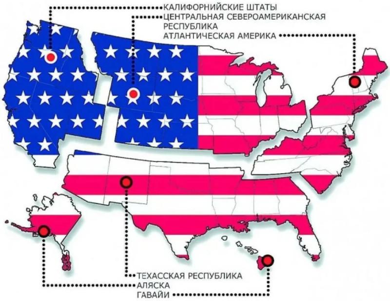 штаты