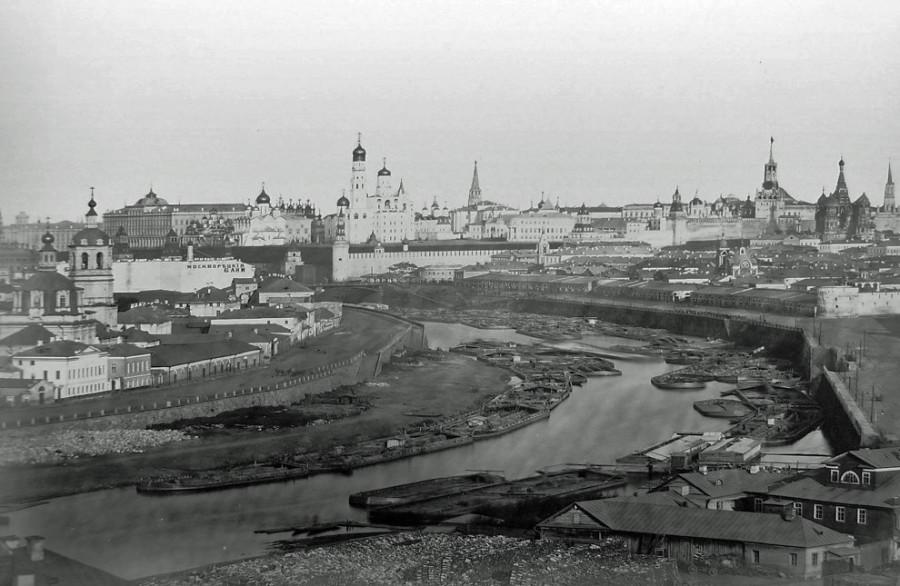 Москва 1860-е