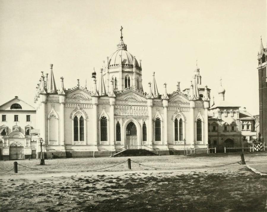 Кремль Вознесенский монастырь