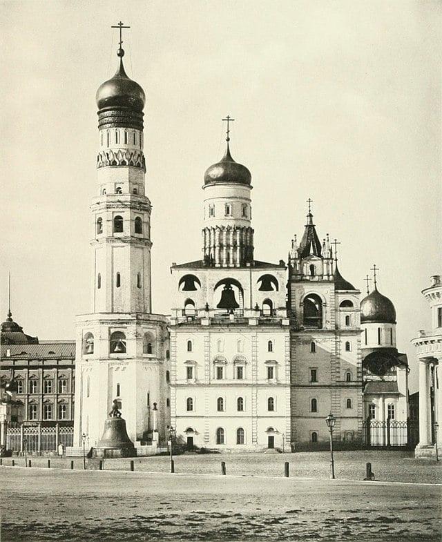Кремль, церковь Иоанна Лествичника