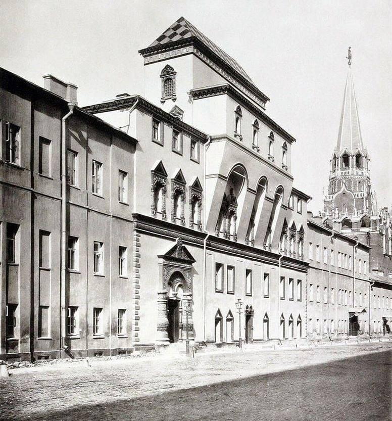 Кремль, Комендантский дом