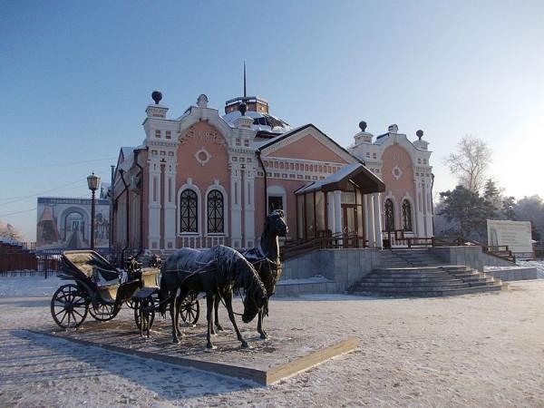музей-заповедник, Тобольск