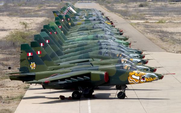 перу Су-25