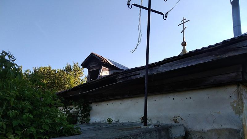 крыша с куполом