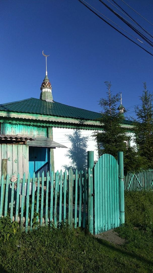 мечеть 2019 год июнь