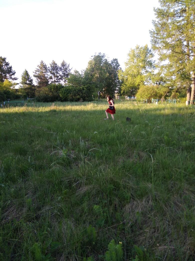 трава она такая трава