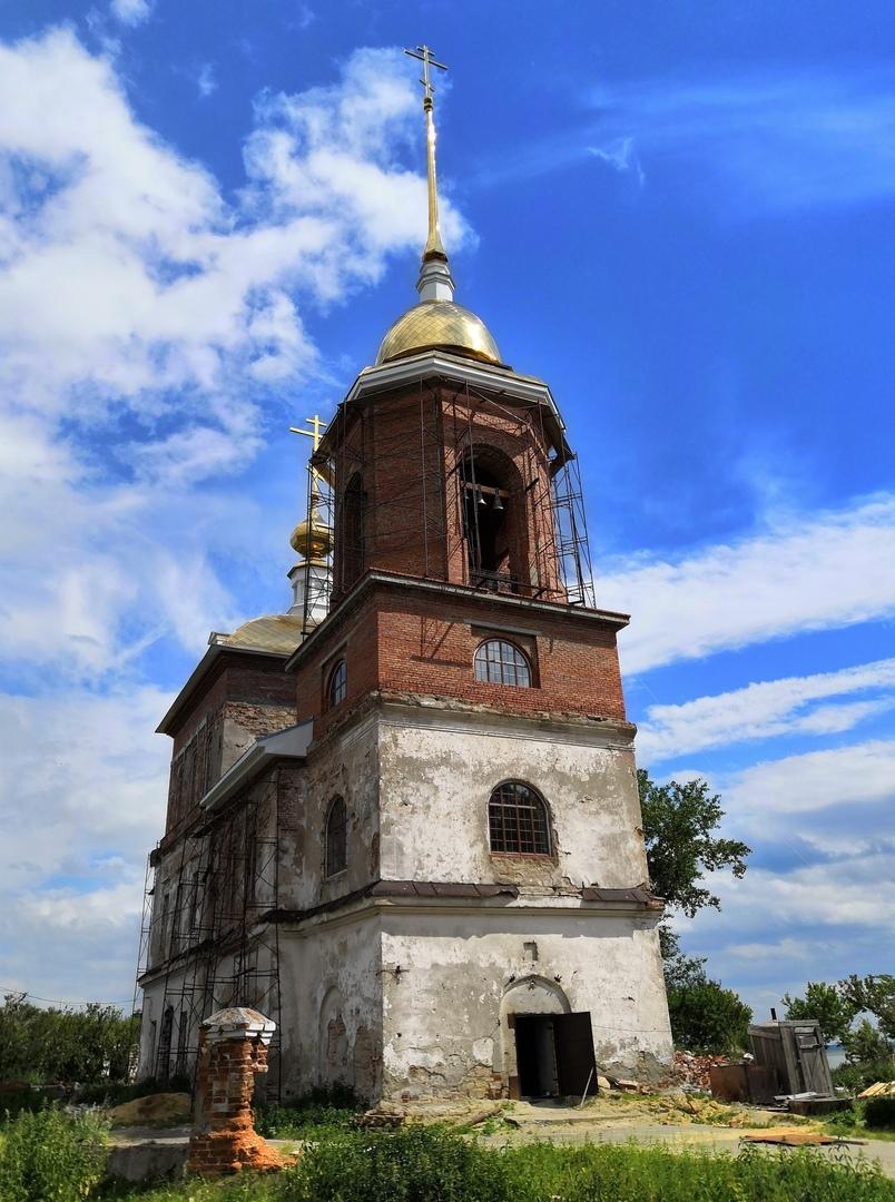 Церковь Рождества Пресвятой Богородицы 1809