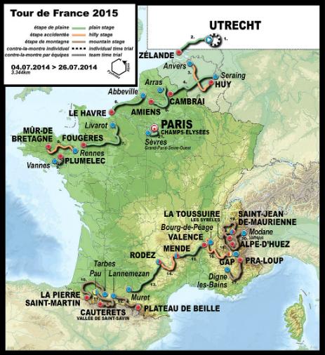 Тур де Франс 2015