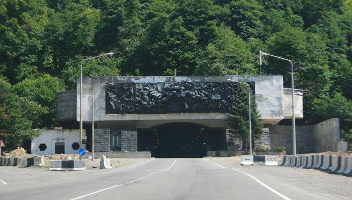 Рикотский тоннель будет закрыт в ночное время