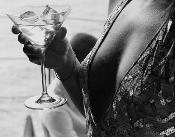 Девушки картинки мартини