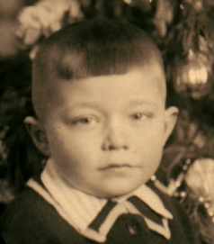 Сашенька в последний свой Новый 1953 год