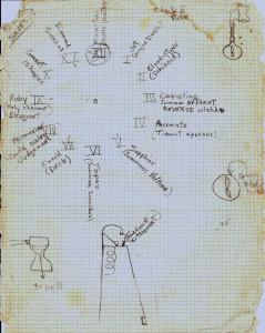 Castle Timeless 1-Original Notes
