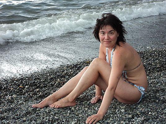 Я и море