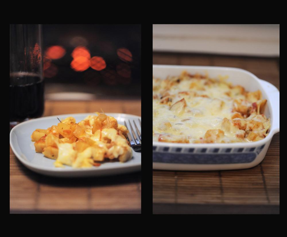простое блюдо из баклажанов рецепт