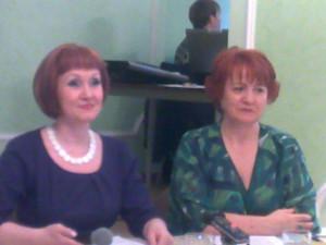 Екатерина Викторовна Назарова-автор учебника! Общественная палата г.Ижевска продолжает тему родных языков!
