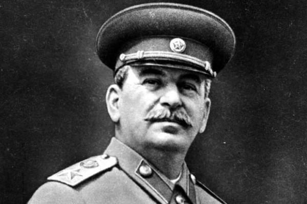 Сталин фото