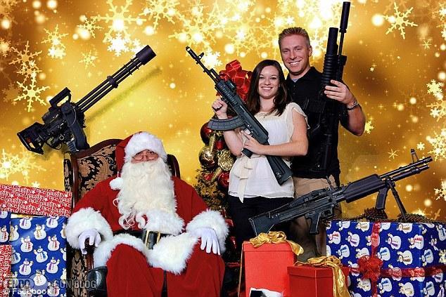 Scottsdale-Gun-Club-Santa-Chrismas-Holiday-Pictures-2